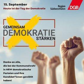 Tag der Demokratie