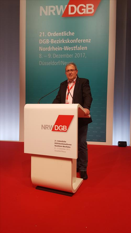 Ingo Degenhardt für weitere 4 Jahre zum Regionsgeschäftsführer gewählt