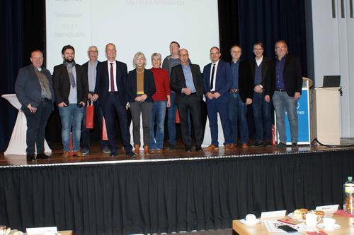 Am 05. Dezember fand im Eichener Hamer in Kreuztal eine Regionalkonferenz zur Digitalisierung im Rahmen des NRW-weiten Projektes Arbeit 2020 in Kooperation mit der DGB-Region Südwestfalen statt.
