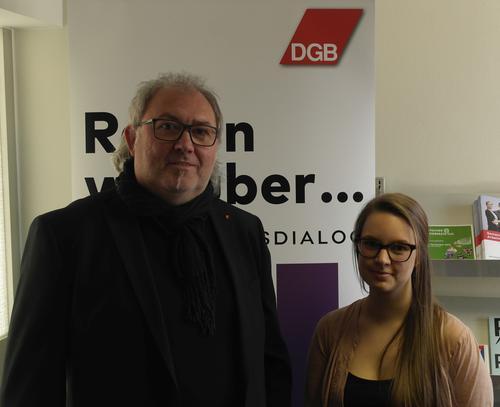 DGB-Jugend Südwestfalen: Svenja Thelen neue Jugendbildungsreferentin