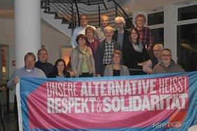 DGB-Kreisverbandsvorstandssitzung Olpe