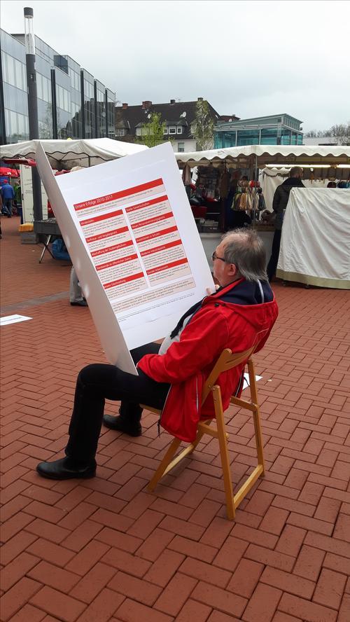 DGB Siegen-Wittgenstein ruft zur Wahlbeteiligung für den 14. Mai auf