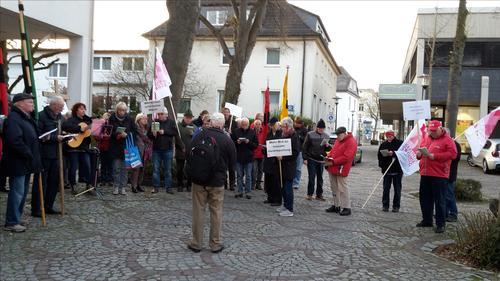Kreuzweg der Arbeit in Arnsberg