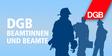 Button DGB ÖD Beamte