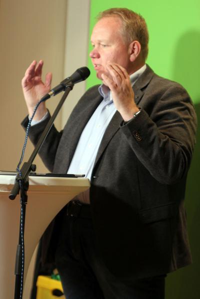 """""""Stark im Wandel, stark aus der Krise"""" – so lautete der Titel einer hybriden Dialogveranstaltung, zu der die Kreisverbände des Deutschen Gewerkschaftsbunds (DGB) Olpe, Siegen-Wittgenstein und Hochsauerlandkreis im Rahmen des DGB-Zukunftsdialogs geladen hatten."""