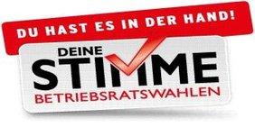 Logo Betriebsratswahlen 2014