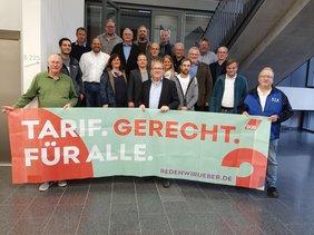 Arbeitnehmervertreter der Handwerkskammer Südwestfalen setzen sich für die Stärkung der Tarifbindung ein