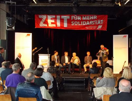 1. Mai-Veranstaltung im HSK