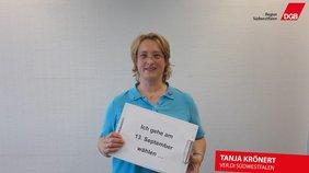 Ich gehe am 13. September wählen…